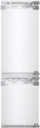Bosch 800 Series B09IB81NSP Bottom Freezer Refrigerator Panel Ready, Main view