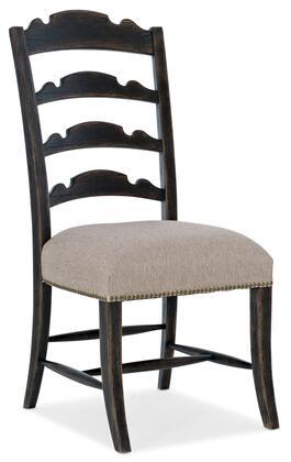 Hooker Furniture La Grange 69607531189 Dining Room Chair Beige, Silo Image