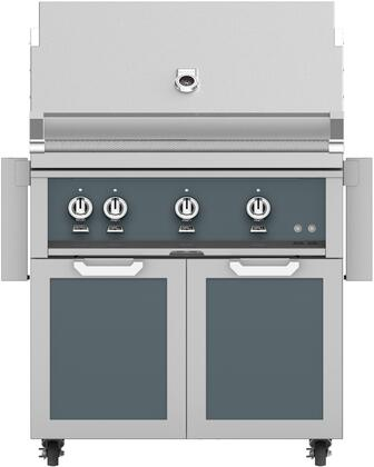 Hestan 851395 Grill Package Gray, Main Image