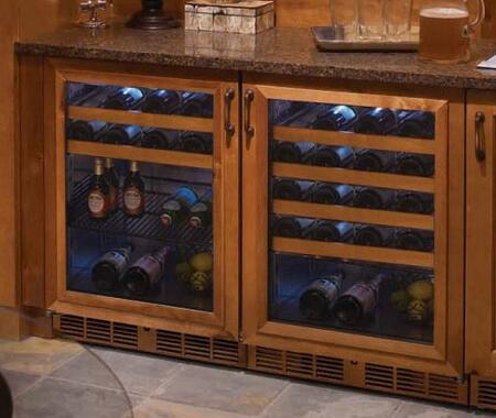 Perlick Signature 1443857 Beverage Center Panel Ready, 1
