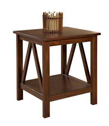 Linon 8615301U End Table, 1