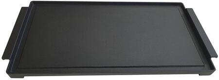 Bertazzoni CIG36 Griddle Plate Black, CIG36 Cast Iron Griddle