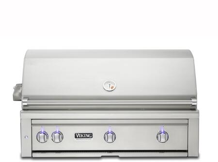 VQGI5301NSS 30″ Natural Gas Built-In Grill with Pro Sear Burner  Rotisserie  Grill Lighting  Temperature Gauge  in Stainless