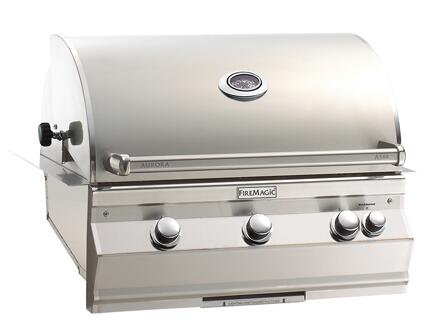 Fire Magic Aurora A540I6L1X Grill Stainless Steel, Main Image