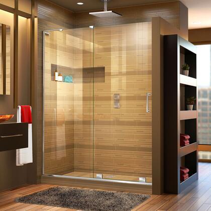 DreamLine  SHDR1948723L01 Shower Door , Mirage X SD32 Left 30D 30P C