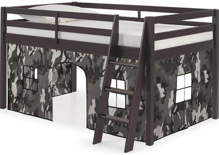 Bolton Furniture Roxy AJRX10P0ATCGY Bed Gray, AJRX10P0ATCGY side