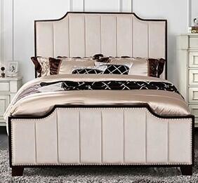 Furniture of America Espin CM7565BG-CK-BED Main Image