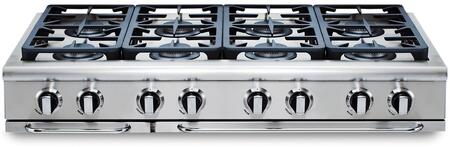 Capital Precision GRT488N Gas Cooktop Stainless Steel, Main Image