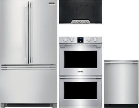 Frigidaire Professional  1320860 Kitchen Appliance Package Stainless Steel, Main Image