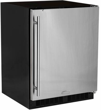 Marvel  MA24RAS1RS Compact Refrigerator Stainless Steel, Main Image