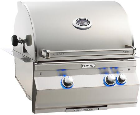 Fire Magic Aurora A430I6EAN Natural Gas Grill Stainless Steel, Main Image