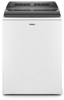 Whirlpool  WTW5105HW Washer White, WTW5105HW White Top Load Washer