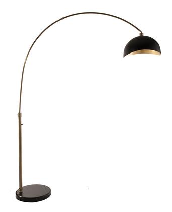 2111017 Luna Bella Arc Lamp in Weathered