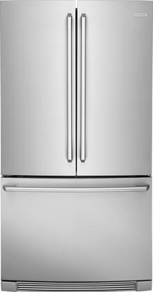 Electrolux  EI23BC82SS French Door Refrigerator Stainless Steel, Main Image