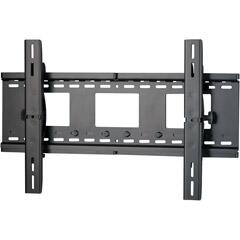 Sanus VMPL3B Tilting Mount 37 Inches and Up Black, Side View