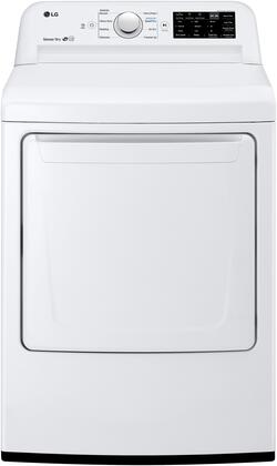 LG  DLG7101W Gas Dryer White, 1