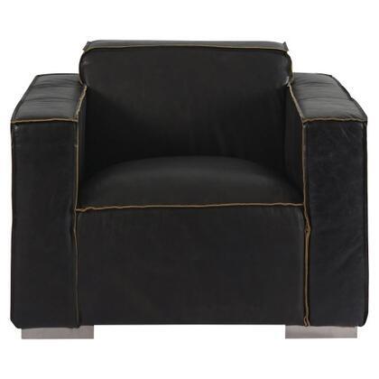Yosemite Leather Luxury 250339 Living Room Chair, Main Image