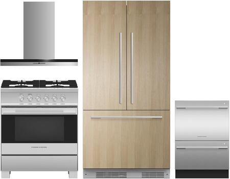 Fisher Paykel 1125148 Kitchen Appliance Package & Bundle Panel Ready, main image