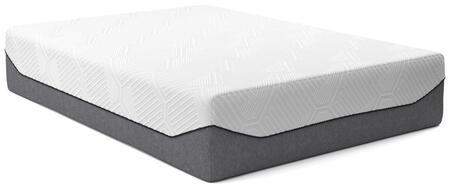 Realign+ 13 Firm Collection M74531 Queen Mattress with Premium Body Foam  High-Density Support Core and Gel-Infused Memory Foam in