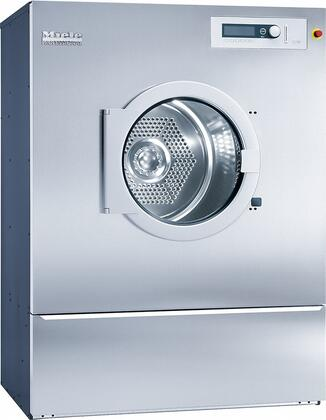 Miele Professional PT8807E Commercial Dryer Stainless Steel, PT8807E Vented Dryer, Steam Heating