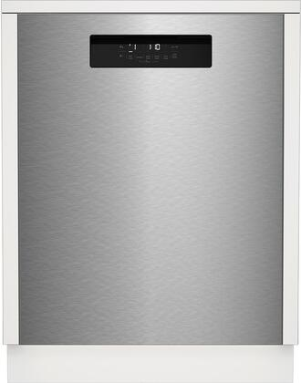 DWT52800SSIH 24″ Tall Tub Dishwasher with 16 Place Settings  Front Control  3rd Rack  8 Programs  Flexible Rack Loading  in Fingerprint Free