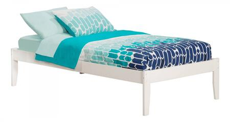Atlantic Furniture Concord AR8011032 Bed White, AR8011032
