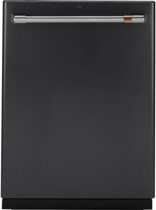 Cafe Customizable Professional Collection CDT866P3MD1 Built-In Dishwasher Black, Main Image
