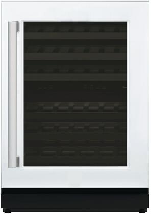 Thermador  T24UW800RP 24-Inch Glass Door Wine Reserve Right Hinge Custom Panel Ready
