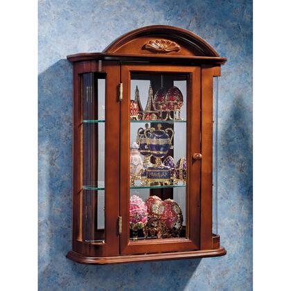 Design Toscano  BN1522 Curio Cabinet , BN1522 1