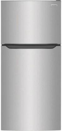 Frigidaire  FFHT2045VS Top Freezer Refrigerator Stainless Steel, 1