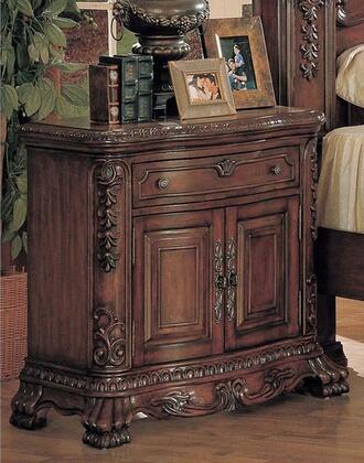 Myco Furniture Kelsey KL6303N Nightstand, 1