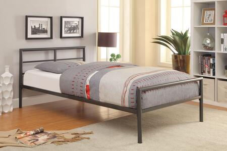 Coaster Fisher 300279T Bed Gray, Main Image