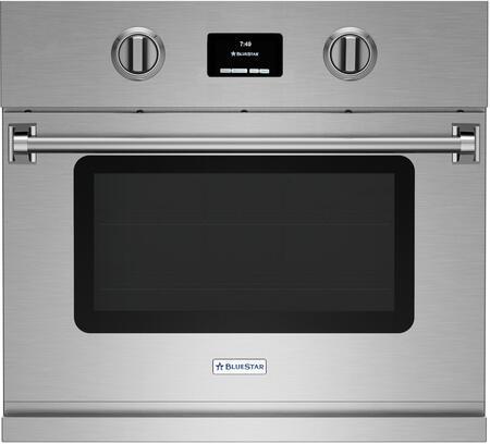 BlueStar  BSEWO30ECDDV2CCPLT Single Wall Oven Custom Color, BSEWO30ECDDV2CCPLT Electric Oven