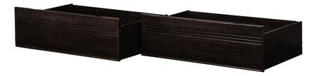 Atlantic Furniture E6630 Bed Storage Drawer, 1