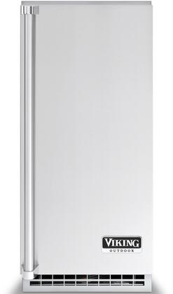 Viking Professional 5 FPNI515 Ice Maker Panel Ready, Front View