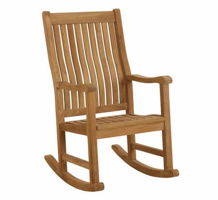 Douglas Nance Classic DN6301 Patio Chair Brown, DN6301 Main Image