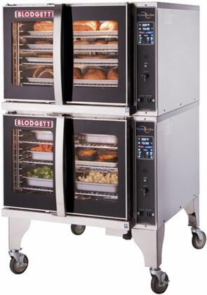 Blodgett Hydrovection HVH100GDBL Commercial Convection Oven Stainless Steel, Main Image