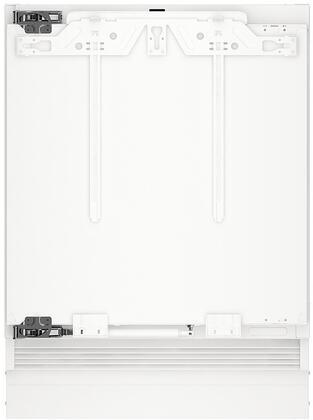 Liebherr  UB501 Compact Refrigerator Panel Ready, UB501 Integrable Built-in Fridge with BioFresh