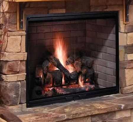 Majestic Biltmore Series Sb60 36 Inch Radiant Wood Burning