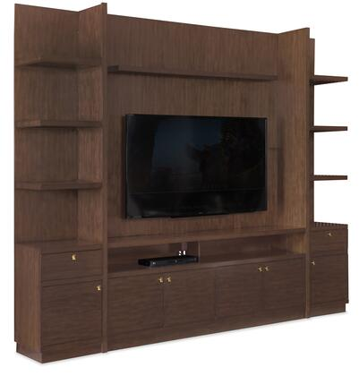 Hooker Furniture 5811-70 58117022285 Entertainment Center, Silo Image