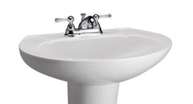 Barclay Hampshire B3202WH Sink , Faucet Not Included