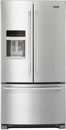 Maytag  MFI2570FEZ French Door Refrigerator Stainless Steel, Main Image