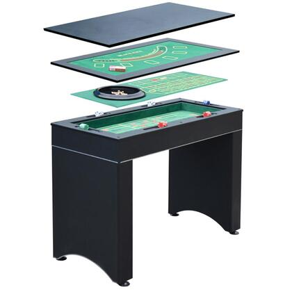 Carmelli  NG1136M Combination Game Table Black, Main Image