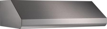 Broan Elite E64E42SS Under Cabinet Hood Stainless Steel, Main Image