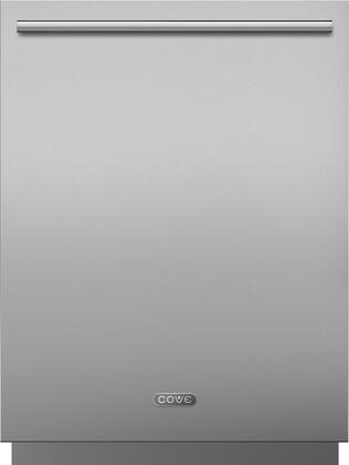 Cove  DW2450 Built-In Dishwasher Panel Ready, Front View