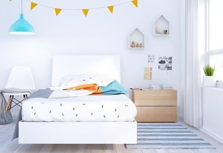 Nexera Esker 400844 Bedroom Set Multi Colored, Main Image