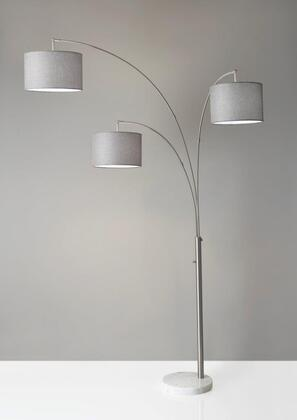 Adesso Bowery 425022 Floor Lamp , 4250 22