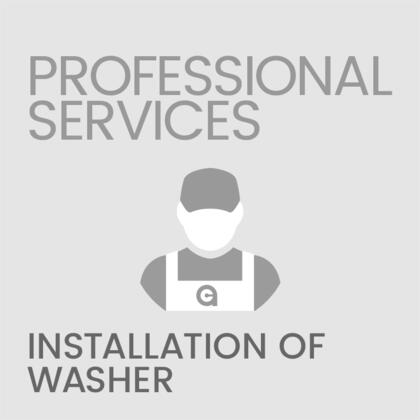 Professional Service WASHERINSTALL