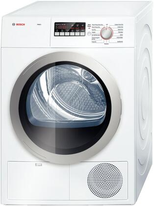 Bosch Axxis 500 WTB86201UC Electric Dryer White, 1