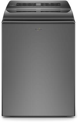 Whirlpool  WTW5105HC Washer Gray, WTW5105HC Chrome Shadow Top Load Washer